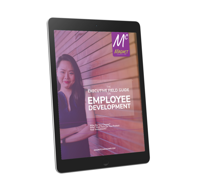 Download the Executive Field Guide on Employee Development Ebook